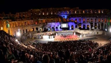 festival international de musique symphonique d'El Jem