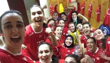 المنتخب الوطني لكرة اليد سيدات
