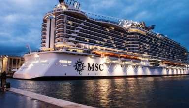 """شركة """"MSC"""""""